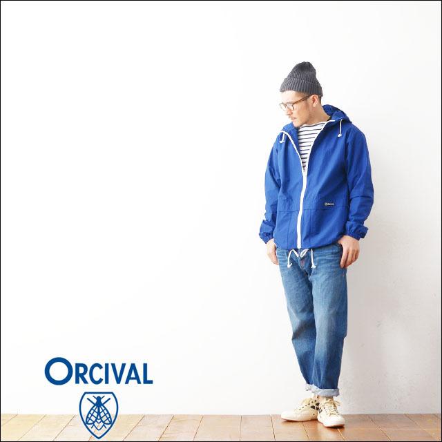 ORCIVAL[オーチバル・オーシバル] 60/40クロス PARKA クロスパーカー ジャケット[RC-8794NNC] MEN\'S_f0051306_19150938.jpg