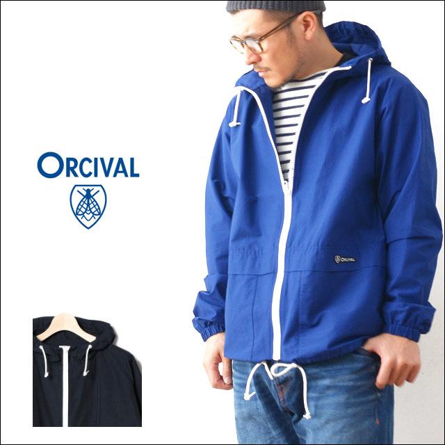 ORCIVAL[オーチバル・オーシバル] 60/40クロス PARKA クロスパーカー ジャケット[RC-8794NNC] MEN\'S_f0051306_19150970.jpg