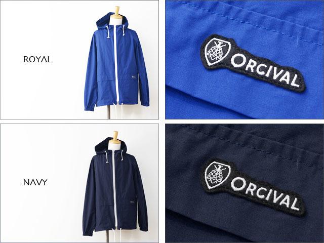 ORCIVAL[オーチバル・オーシバル] 60/40クロス PARKA クロスパーカー ジャケット[RC-8794NNC] MEN\'S_f0051306_19151096.jpg