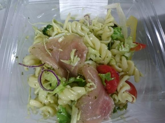 3/16夜勤食  マルちゃん×セブン&アイ  Japanese Soba Noodles 蔦_b0042308_01551385.jpg