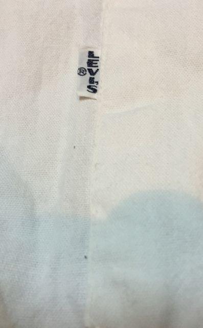 3月18日(土)入荷!70s Levi\'s BIG E シャツ!all cotton !_c0144020_14121606.jpg