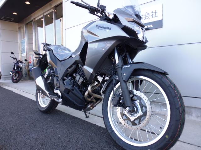 ヴェルシスX250 ABS試乗車☆デキマシタ_a0169121_1757526.jpg