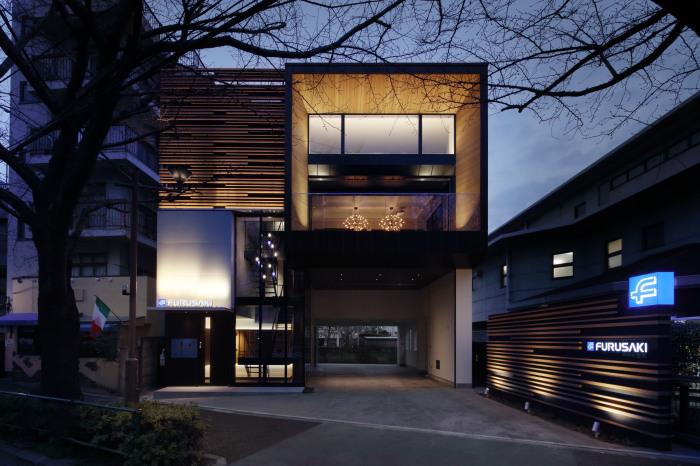 古崎東京オフィスビル竣工!_c0260237_21214413.jpg