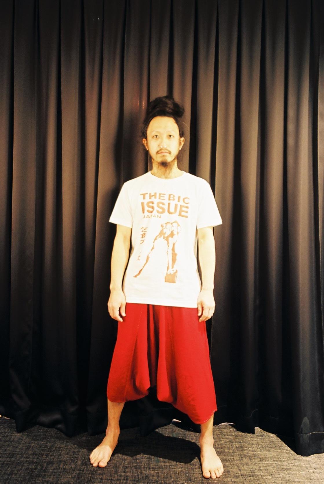 BIC ISSUE Tシャツ_c0195272_21525865.jpg