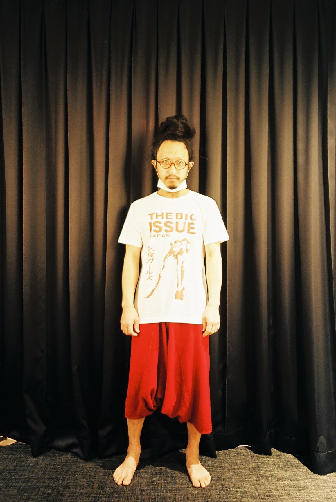 BIC ISSUE Tシャツ_c0195272_21531099.jpg
