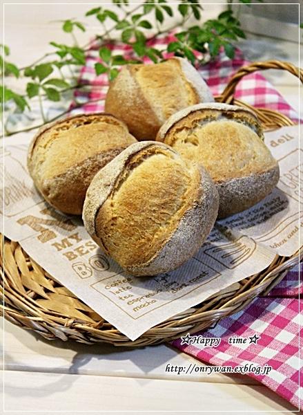 ひと口・ロースカツ弁当とソフトクッペで朝ごパン♪_f0348032_17140636.jpg