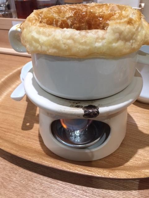 フレンチラーメン「くろす」のパイ包つけ麺はイマイチ_b0017844_14191641.jpg