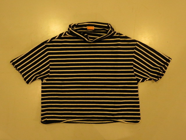 """SOURCE-TAP × TheThreeRobbers EZ Roll Neck T(Marnier)\""ってこんなこと。_c0140560_09445703.jpg"