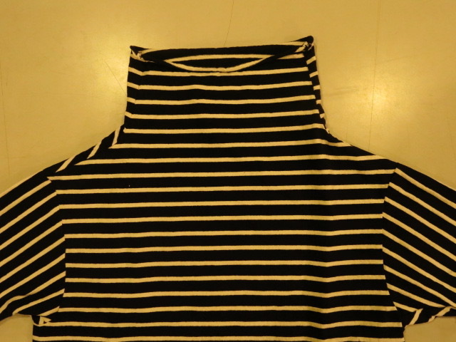 """SOURCE-TAP × TheThreeRobbers EZ Roll Neck T(Marnier)\""ってこんなこと。_c0140560_09463095.jpg"