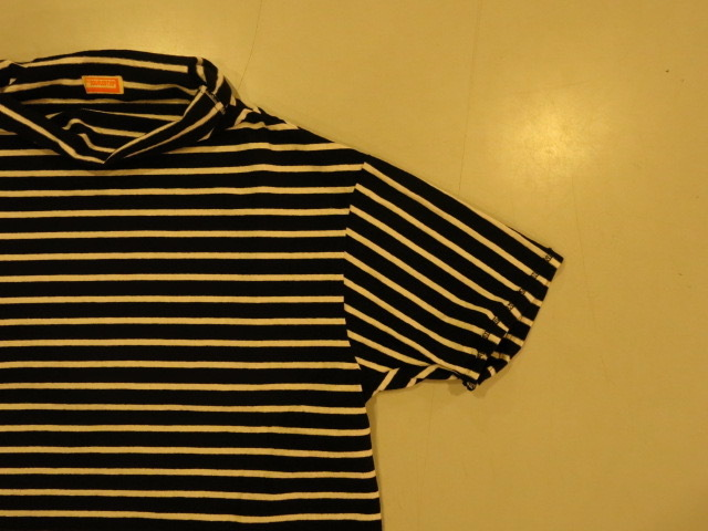 """SOURCE-TAP × TheThreeRobbers EZ Roll Neck T(Marnier)\""ってこんなこと。_c0140560_09463693.jpg"