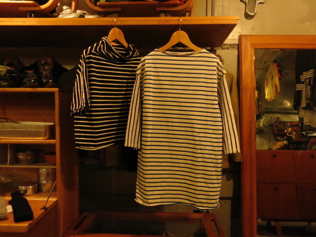 """SOURCE-TAP × TheThreeRobbers EZ Roll Neck T(Marnier)\""ってこんなこと。_c0140560_09483015.jpg"