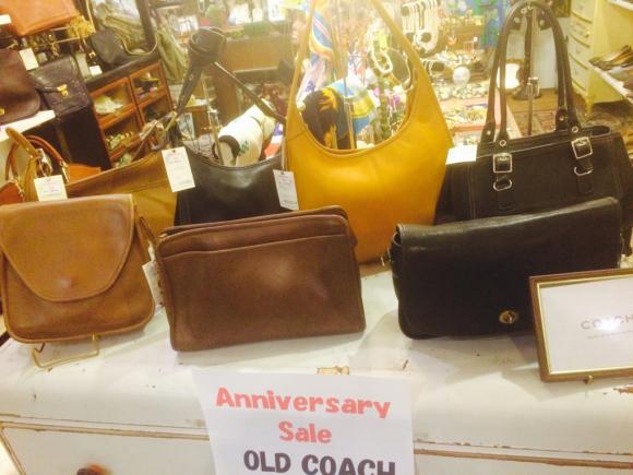 OLD  COACHも周年セール☆_a0108963_01140951.jpg