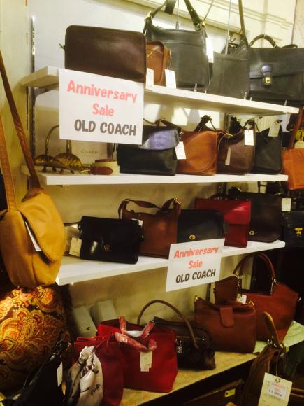 OLD  COACHも周年セール☆_a0108963_01141056.jpg