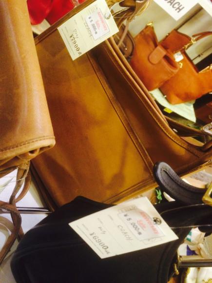 OLD  COACHも周年セール☆_a0108963_01141378.jpg