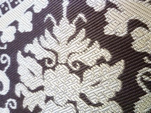 "勝山健史帯 \""スペイン裂""    <工芸帯地洛風林の帯>_d0159384_00154316.jpg"