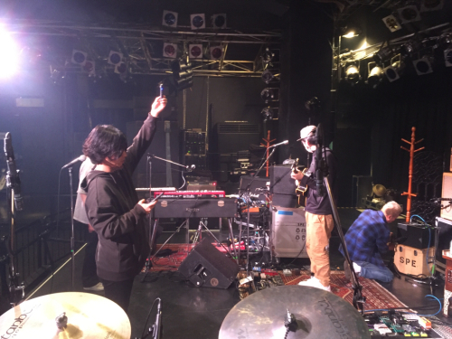 ツアー1本目横浜!宮原 良太_d0098986_10545198.jpg