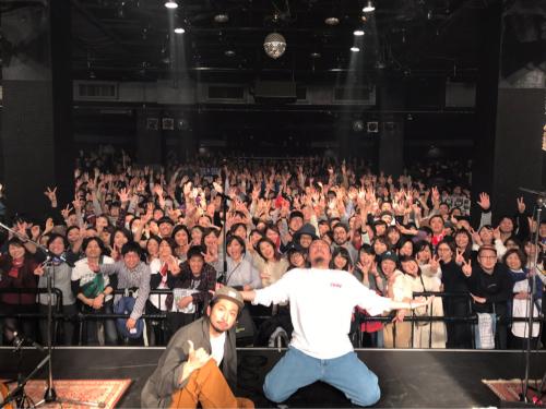 ツアー1本目横浜!宮原 良太_d0098986_10545216.jpg