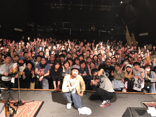ツアー2本目、浜松!宮原 良太_d0098986_11001204.jpg