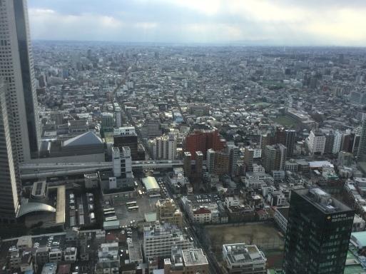 なんちゃって…セレブツアー@新宿_b0210699_00434141.jpg