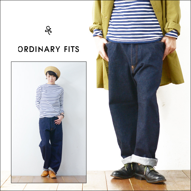 ordinary fits [オーディナリー フィッツ] FARMERS 5P DENIM PANTS one wash [OM-P108OW] MEN\'S/LADY\'S_f0051306_19092240.jpg