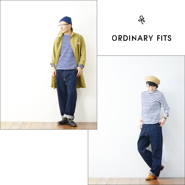 ordinary fits [オーディナリー フィッツ] FARMERS 5P DENIM PANTS one wash [OM-P108OW] MEN\'S/LADY\'S_f0051306_19092334.jpg
