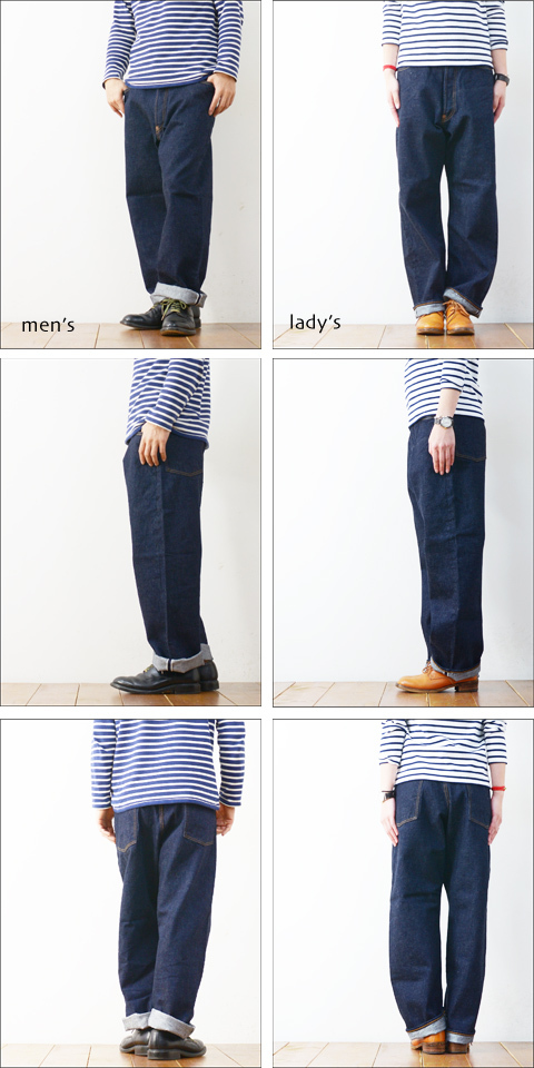 ordinary fits [オーディナリー フィッツ] FARMERS 5P DENIM PANTS one wash [OM-P108OW] MEN\'S/LADY\'S_f0051306_19092389.jpg