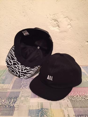 """ALLAROUND×mas. \""""UNSAVORY TIES CAP\""""_e0121640_16235082.jpg"""