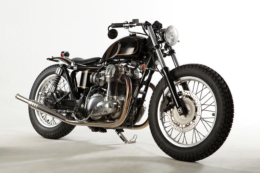 Kawasaki W650 Custom_e0182444_17582611.jpg