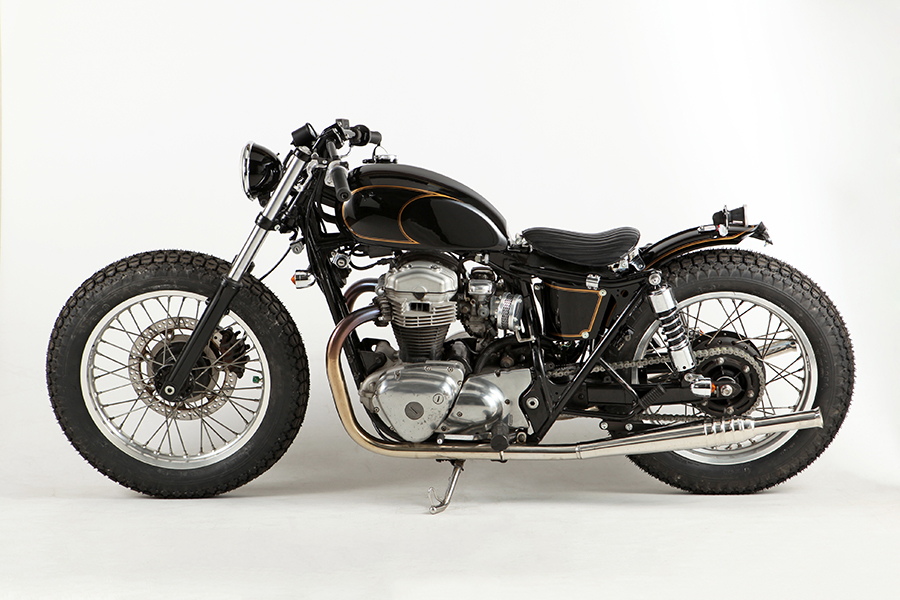 Kawasaki W650 Custom_e0182444_17591848.jpg