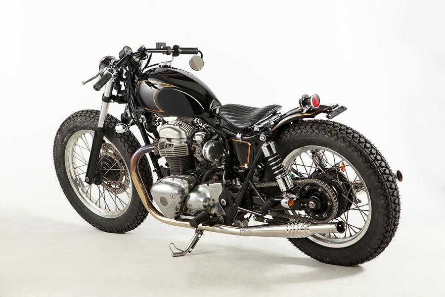 Kawasaki W650 Custom_e0182444_17592479.jpg