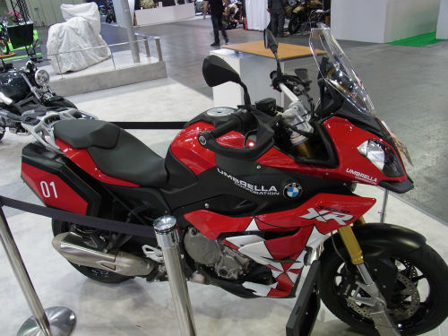 2017年大阪モーターサイクルショー開催_e0254365_17171050.jpg
