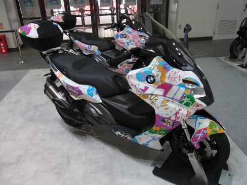 2017年大阪モーターサイクルショー開催_e0254365_17192188.jpg
