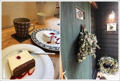 『お菓子と喫茶Dodo』さん_b0142989_18522143.jpg