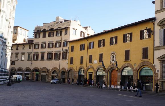 フィレンツェ、ドゥオーモ付属美術館_f0106597_03553824.jpg