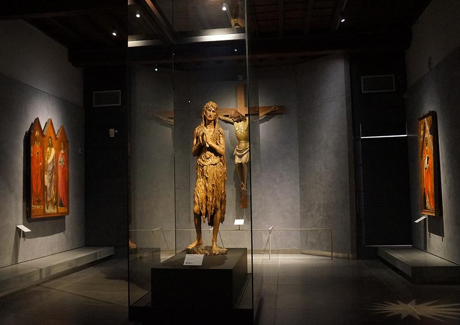 フィレンツェ、ドゥオーモ付属美術館_f0106597_04252452.jpg