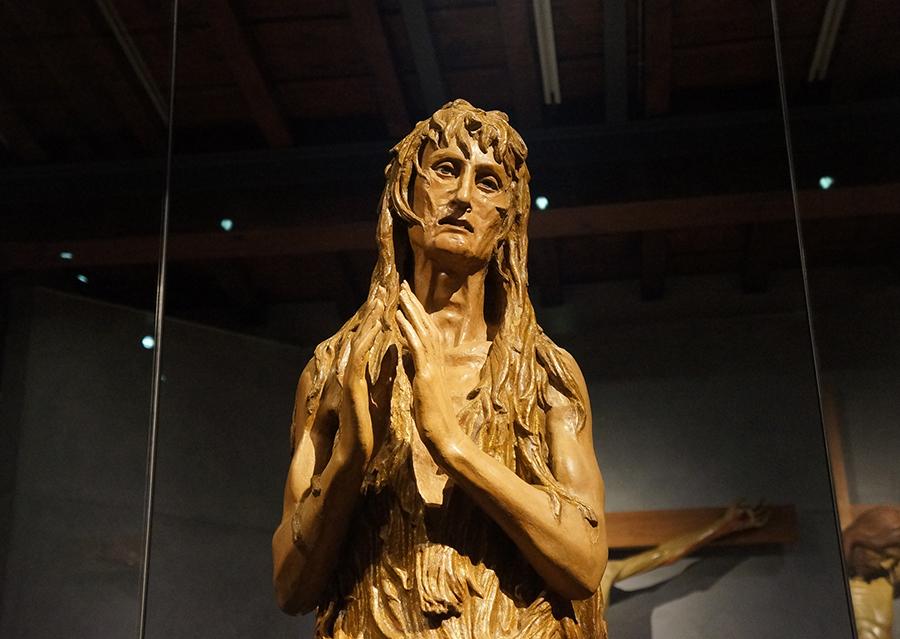 フィレンツェ、ドゥオーモ付属美術館_f0106597_04263141.jpg