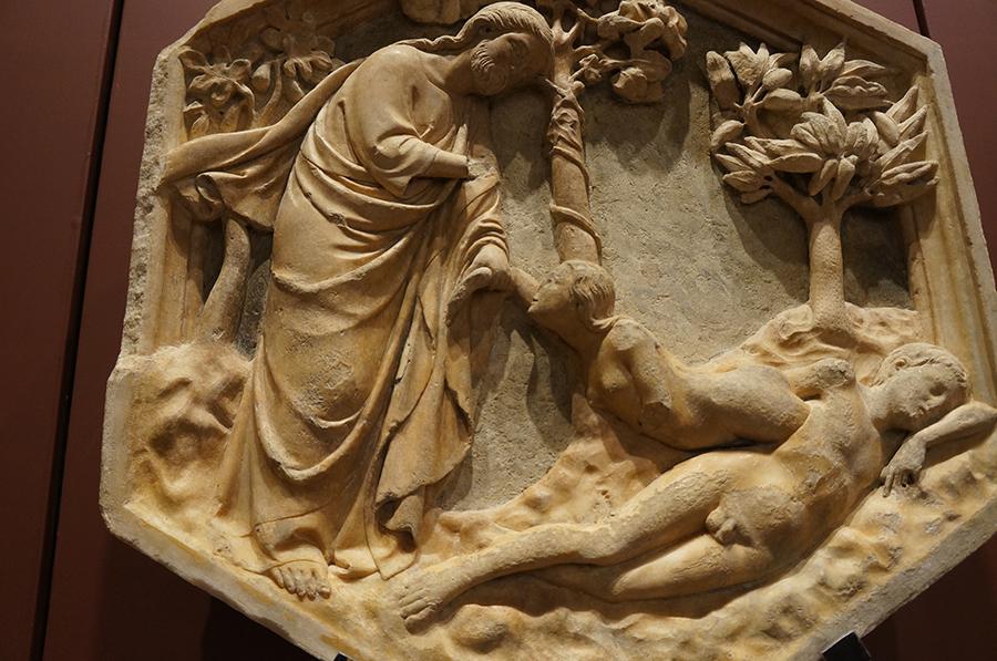 見所が沢山!フィレンツェ、ドゥオーモ付属美術館後編_f0106597_19504217.jpg