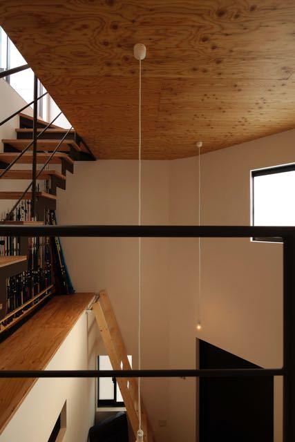 千代崎の家 ラーチ合板仕上げーpure + simple.design_d0111714_11201719.jpg