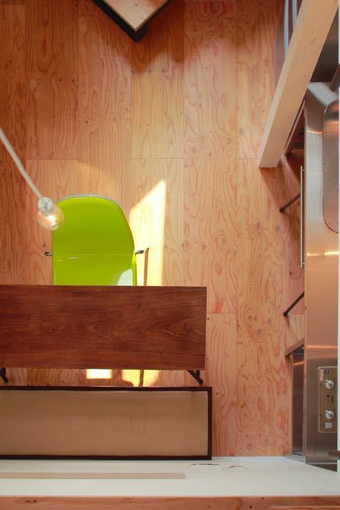 千代崎の家 ラーチ合板仕上げーpure + simple.design_d0111714_11204202.jpg