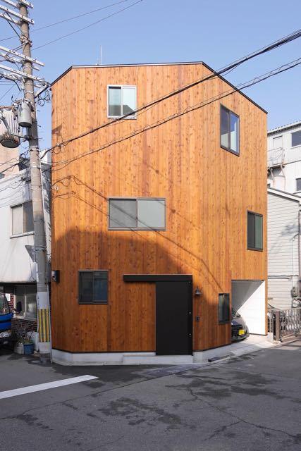 千代崎の家 ラーチ合板仕上げーpure + simple.design_d0111714_11205495.jpg