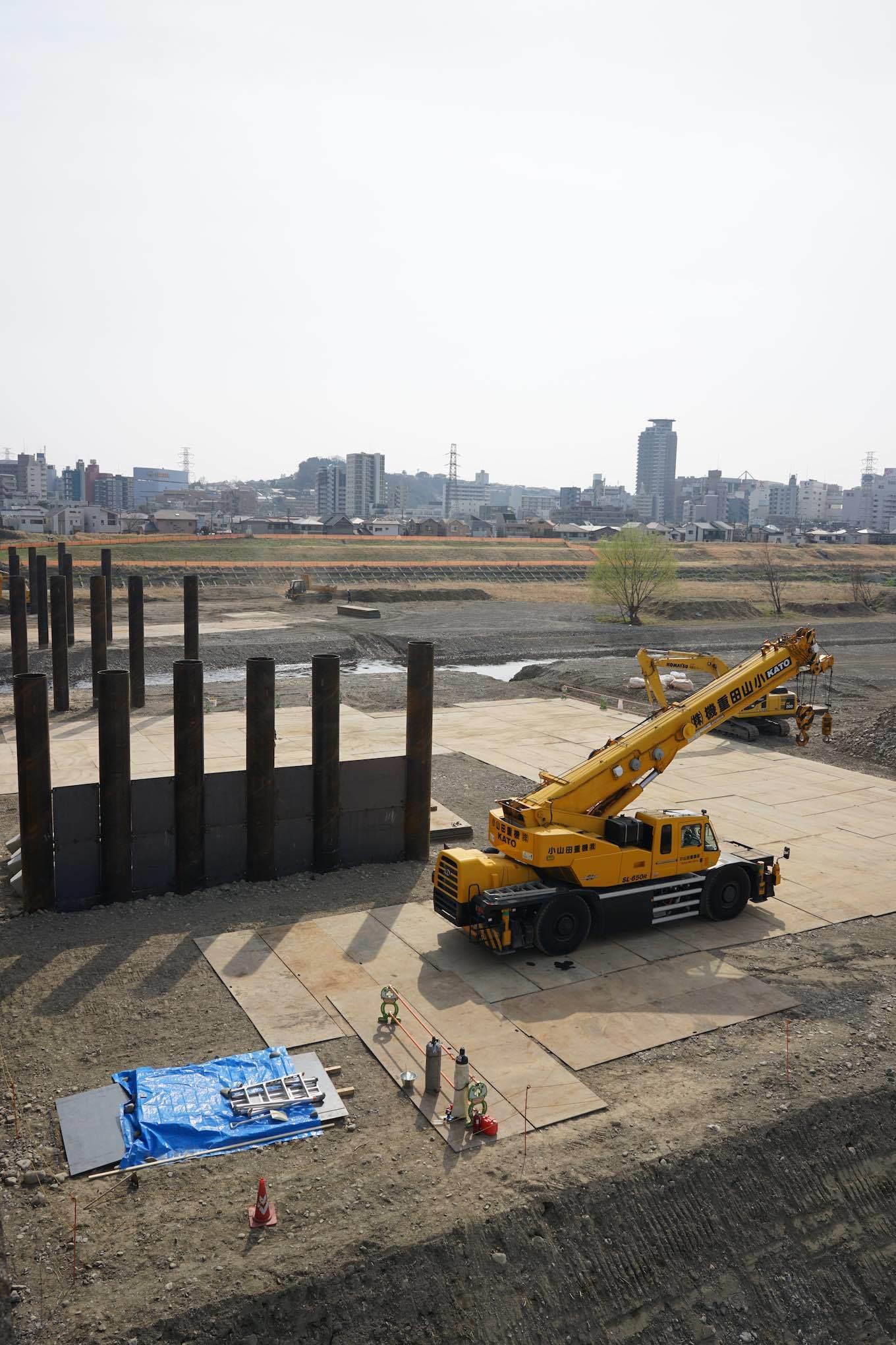 関戸橋架替工事 4_b0360240_18490016.jpg