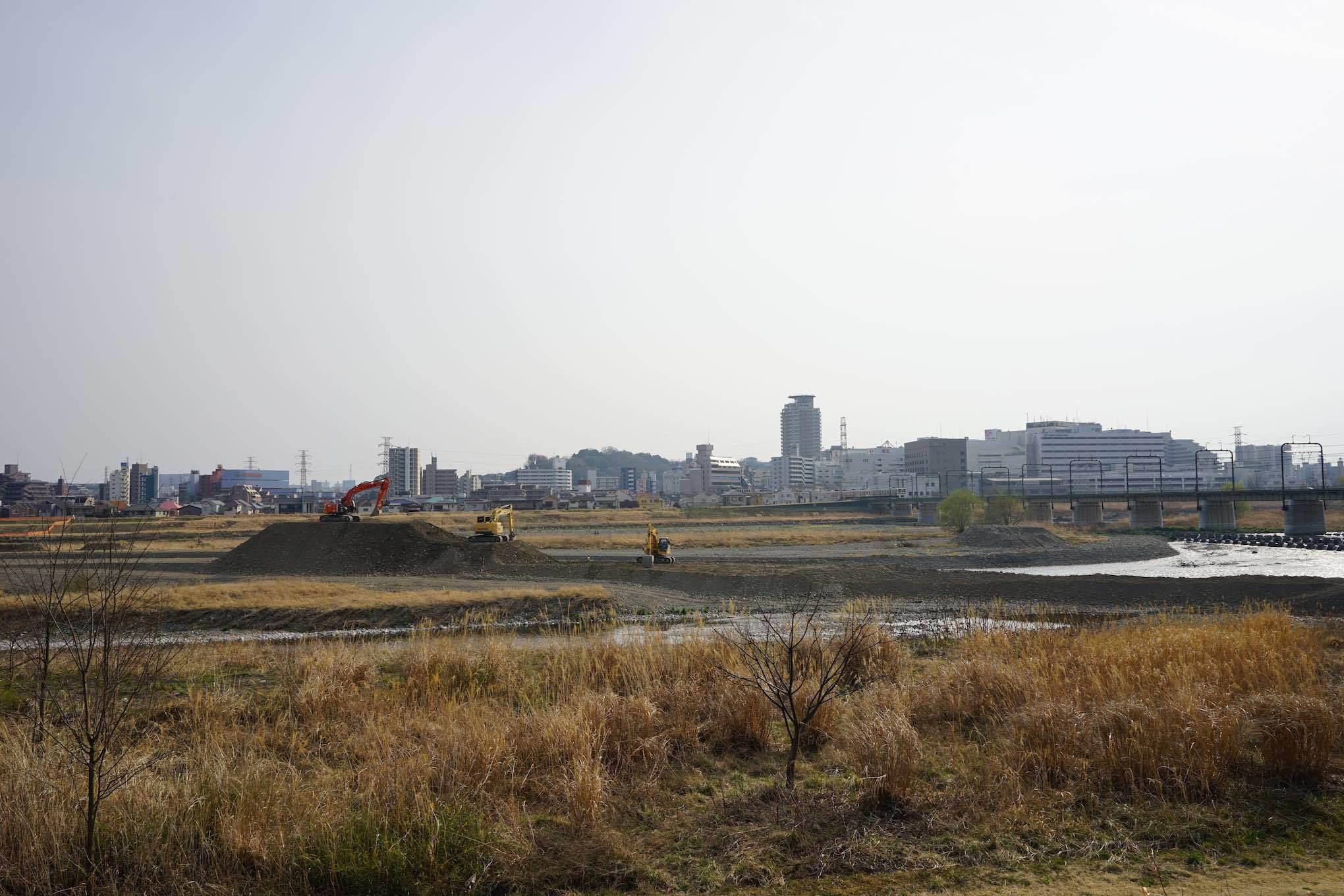 関戸橋架替工事 4_b0360240_18490100.jpg