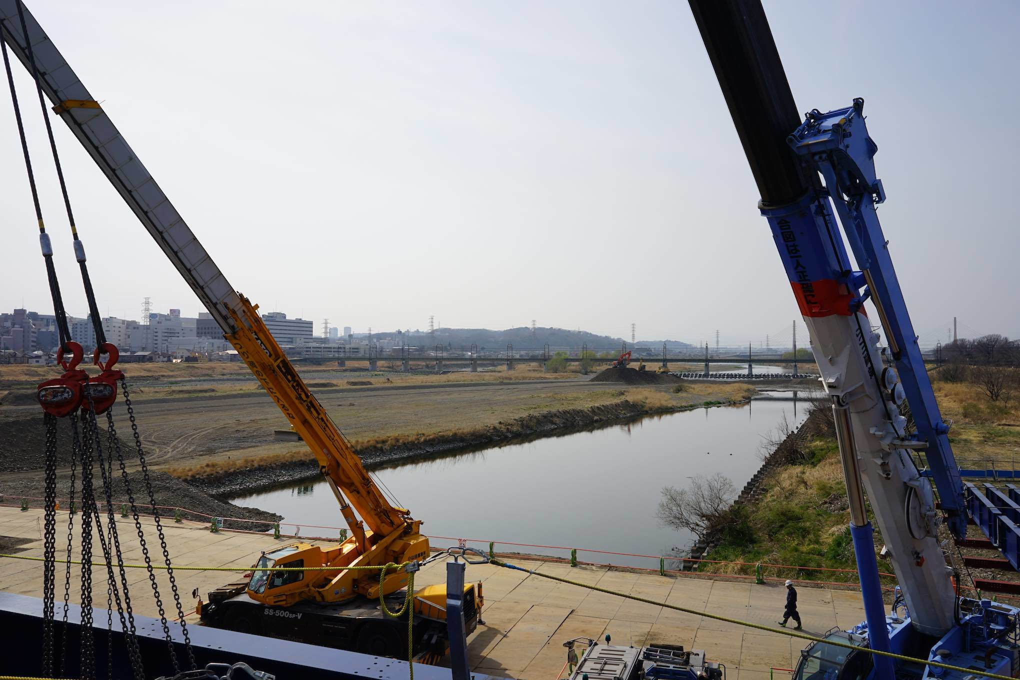 関戸橋架替工事 4_b0360240_18491332.jpg