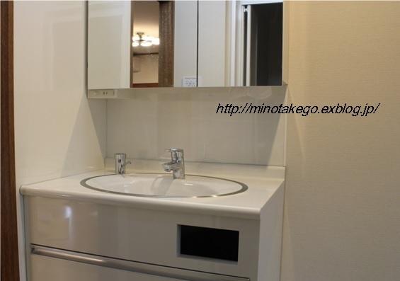 フラットな洗面台と水せっけん入れのススメ_e0343145_23004545.jpg