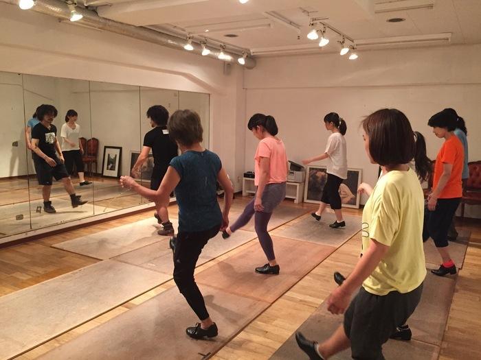 タップダンス春の体験レッスン開催中!!_f0137346_20233028.jpg