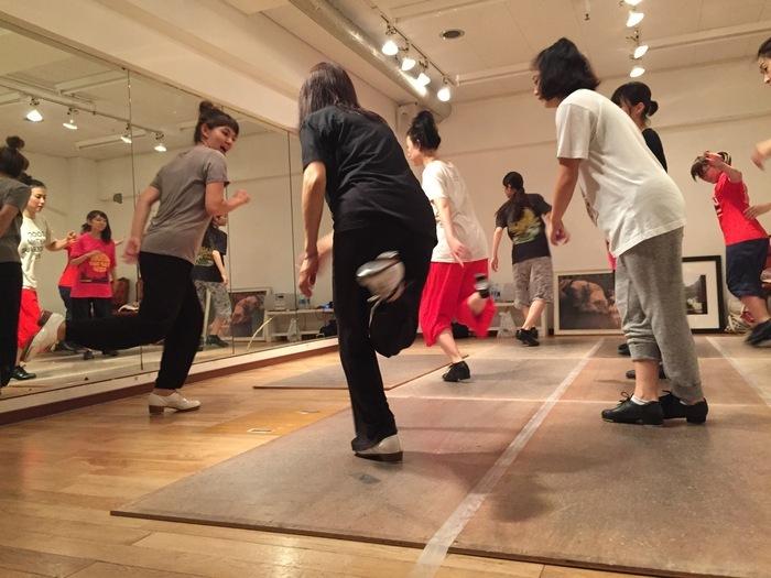 タップダンス春の体験レッスン開催中!!_f0137346_20233519.jpg