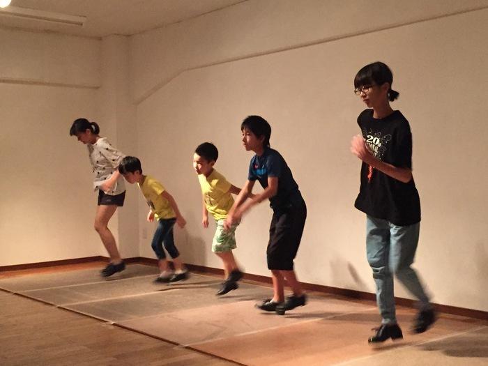 タップダンス春の体験レッスン開催中!!_f0137346_20294880.jpg