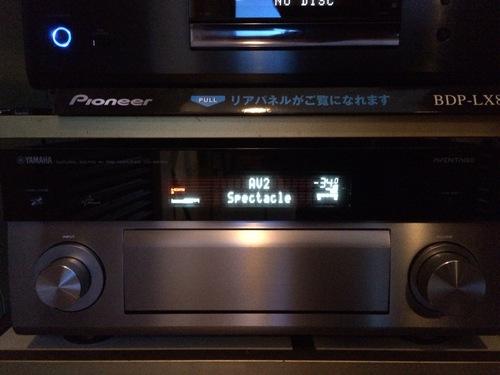 YAMAHA CX-A5100&MX-A500で映画音楽を聴く☆_c0113001_18324338.jpg