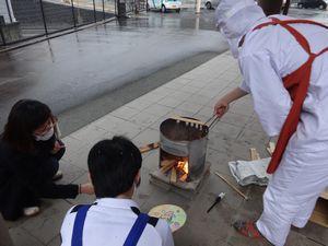 炊き出し訓練_a0154110_14461373.jpg