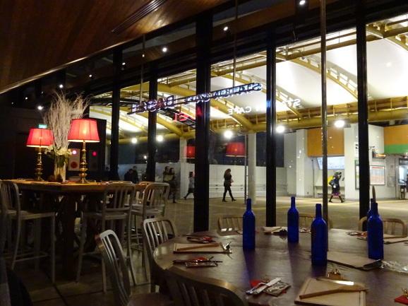 STATION CAFE BASELさんでディナー_e0230011_17550118.jpg